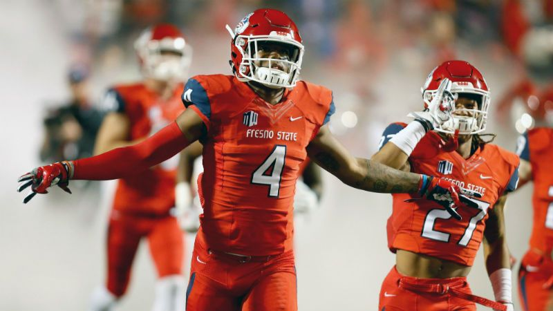 lowest price f79c8 def01 Fresno State 2018 Betting Preview: A Real Mountain West ...