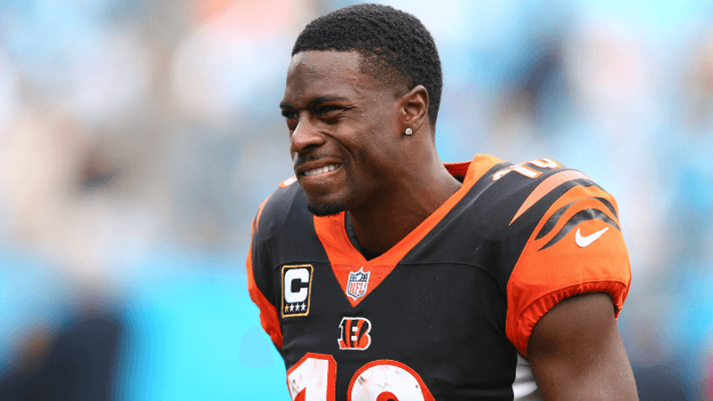 How A J  Green Injury Impacts His Fantasy Ranking, Tyler