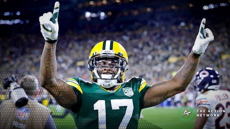 Week 12 Fantasy Football Standard Rankings Wr The Action Network