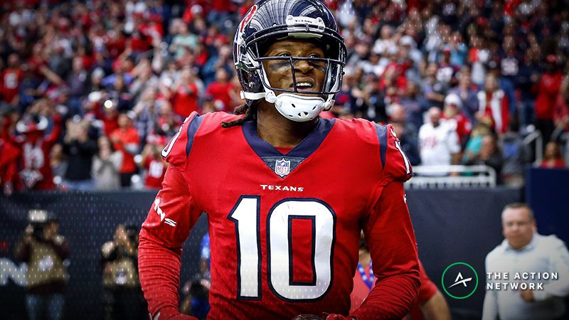Week 12 Fantasy Football Ppr Rankings Wr The Action Network