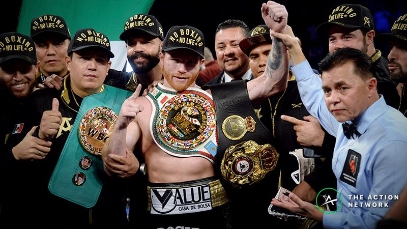 How to Bet on Boxing: 7 Terms, Tips and Strategies to Know article feature image