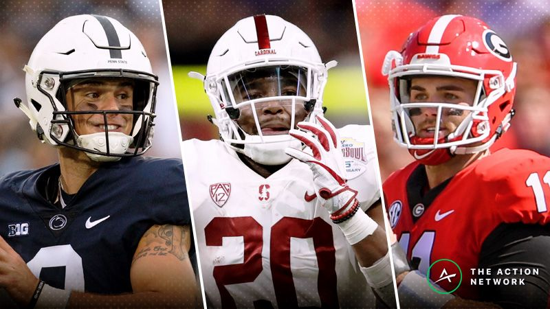 College Football Betting: Odds, Picks for Biggest Week 2 Games | The