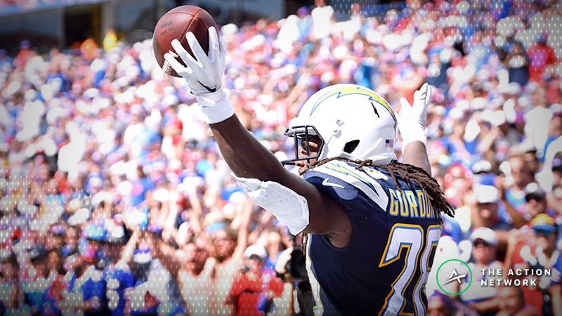 Week 3 NFL Odds: Spreads and Over/Unders | The Action Network