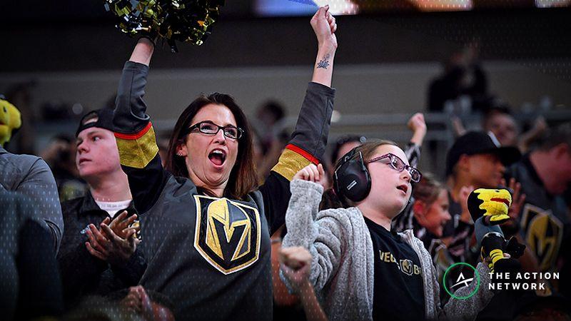 Vegas Golden Knights Partner With Nevada Sportsbook Operator