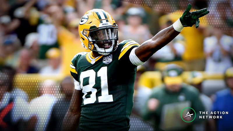 a955b2757 Fantasy Football Waiver Wire Targets for Week 5  Buy Geronimo Allison