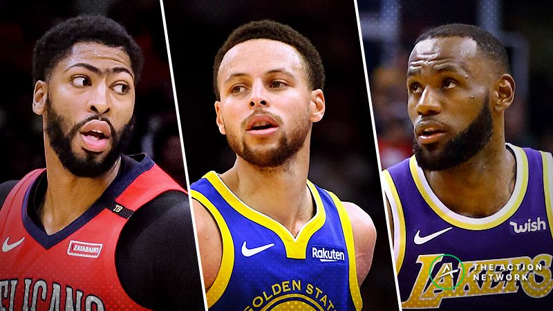30b07cd46620 An Early Look at the 2018-19 NBA MVP Race  Buy Stephen Curry Futures ...
