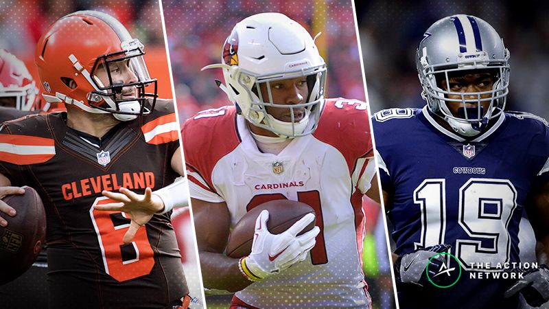 Fantasy Football Trade Targets for Week 11  Buy Players with Favorable  Schedules for Playoffs  bc5c9a494