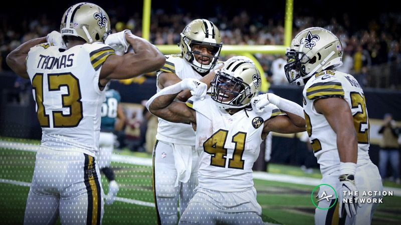 252ae8ae Top NFL Week 11 Fantasy Football Performers: The Saints Offense is ...
