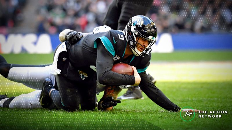 Week 12 NFL Betting Market  Sharps Backing Bills Against Jaguars ... a6971e828