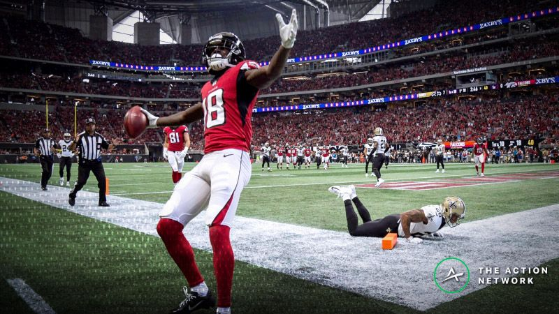 42c1ee3d0f3 NFL Funnel Defense Ratings  Falcons Receivers to Feast on Saints Secondary  on Thanksgiving Day article