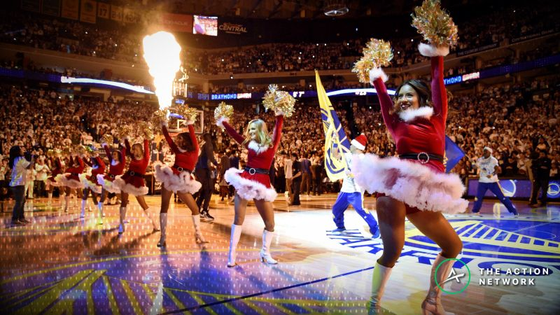 Nba Christmas.Nba Christmas Unders Oddsmakers Weigh In On Holiday S