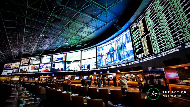 The 10 Best Las Vegas Sportsbooks For Betting On March Madness The
