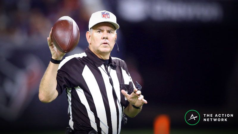7bb4f38aeb3166 Ref Trends Bettors Need to Know for NFL Conference Championship Games  article feature image