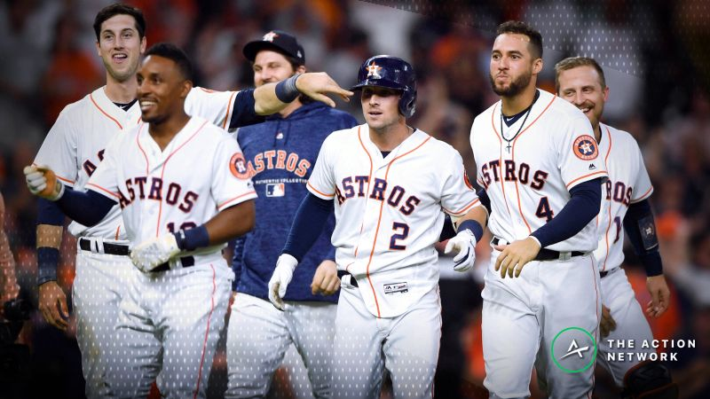 57aaa4792d4 2019 MLB Season Win Totals for All 30 Teams  Astros Top List at 97.5 article