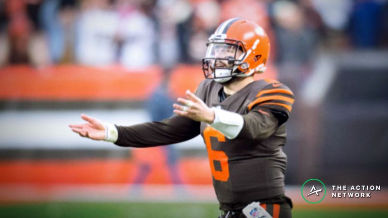 detailed look c22c1 171cc 2019 NFL Team Needs: Browns QB Baker Mayfield Needs a Left ...