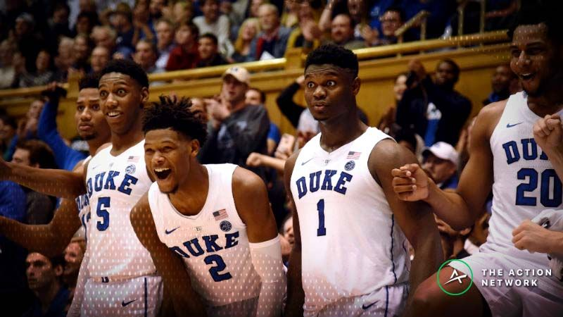 62036ae2595c Saturday s College Basketball Betting Previews  Duke-Florida State ...
