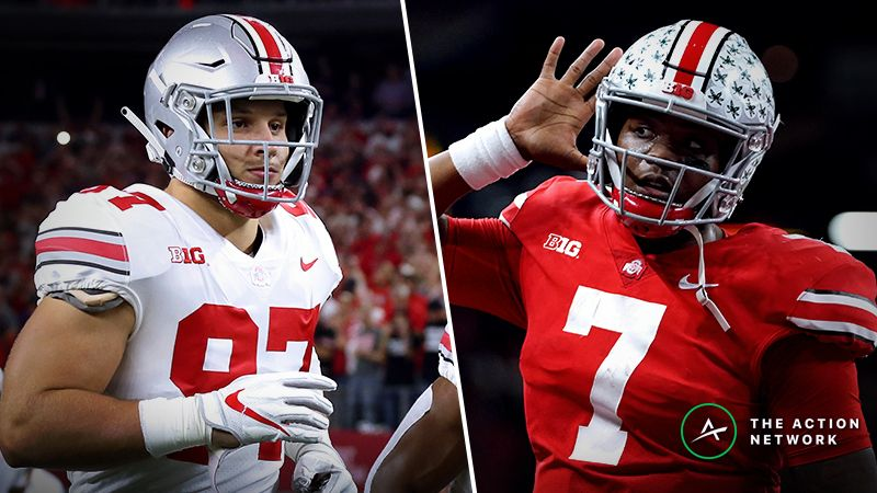 check out e7b0d 1ae2d Our Experts' Favorite NFL Combine Prop Bets: Nick Bosa's ...