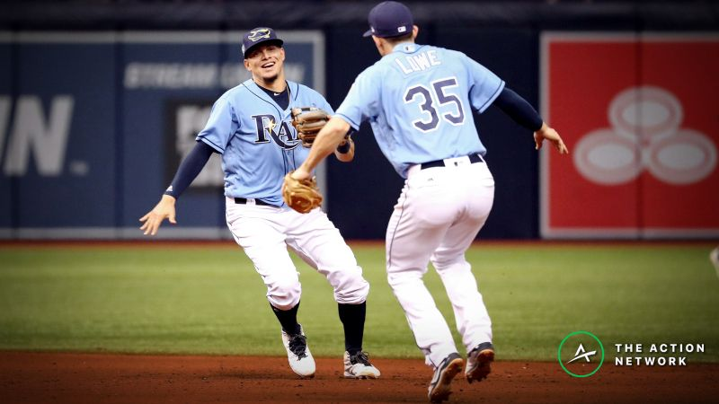 best website 68c77 c7410 Tampa Bay Rays 2019 Betting Odds, Preview: Young Players ...