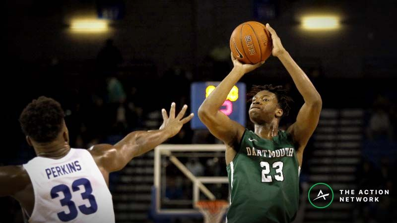 Friday College Basketball Betting Data: Underdogs Being Bet