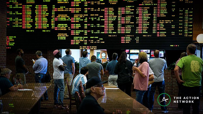 2019 College Football Betting Power Ratings article feature image