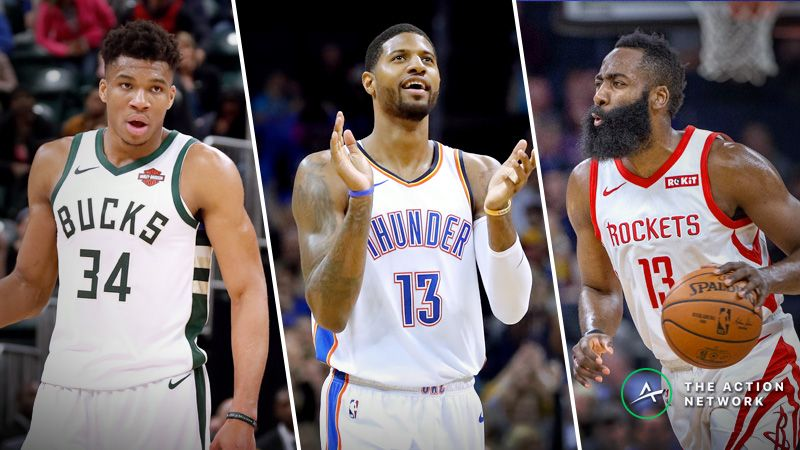 c74a327c3ca2 NBA MVP Straw Poll  Giannis Antetokounmpo Represents Best Value as Odds  Move article feature image