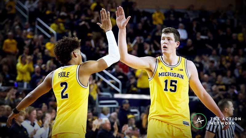 2019 NCAA Tournament Betting Cheat Sheet, Sweet 16: Odds, Picks