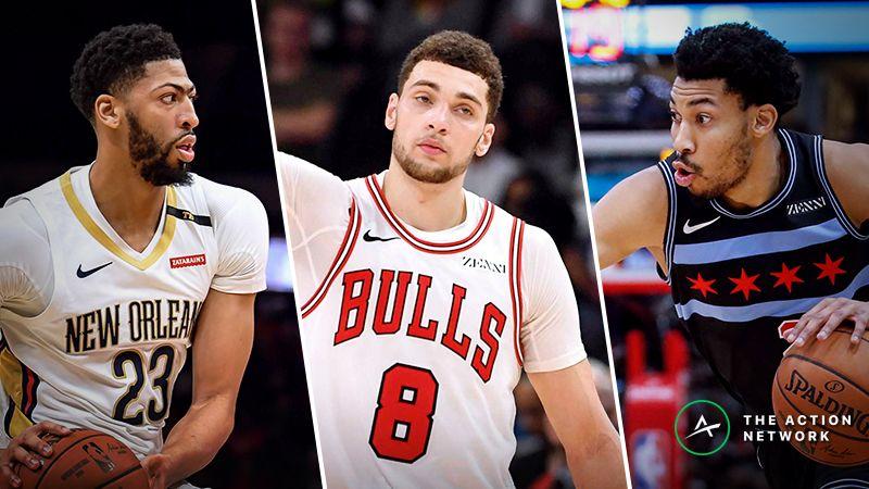 Wednesday's NBA Injury Report: Betting, DFS Impact of
