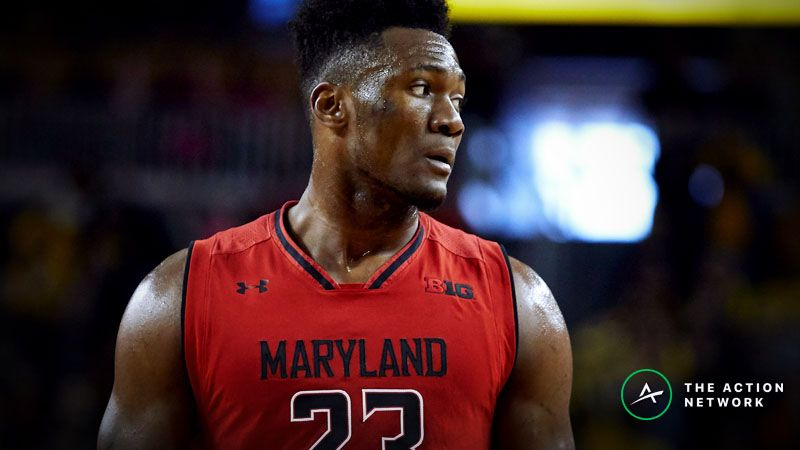 2ddada845655 Michigan-Maryland Betting Preview  Terrapins in Situational-Spot Heaven  article feature image