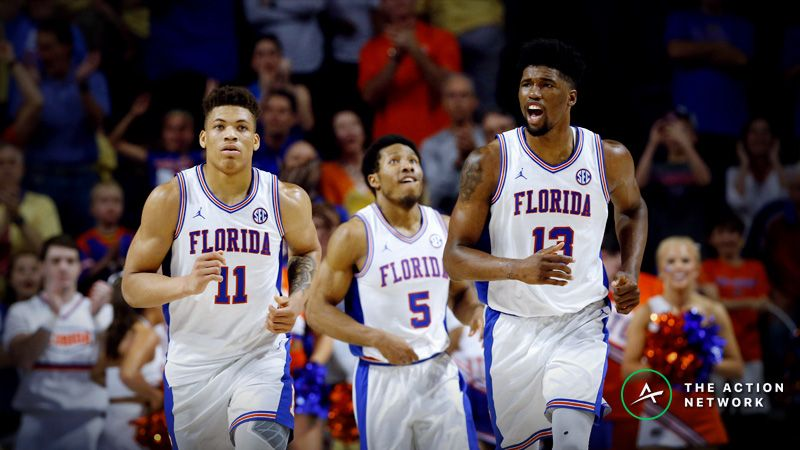 March Madness Round of 64 Sharp Report: Pros Betting Florida