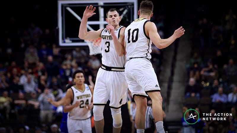 pretty nice 0fed0 db637 Kentucky vs. Wofford Betting Guide: Can Terriers Stay Hot ...