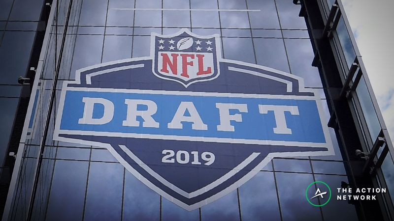 2019 NFL Draft Cheat Sheet: Betting Odds, Prop Picks, More article feature image