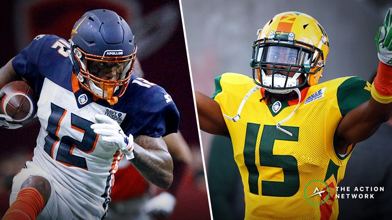 5cd3c952 Freedman: Five AAF Players Who Should Get a Shot in the NFL article feature  image