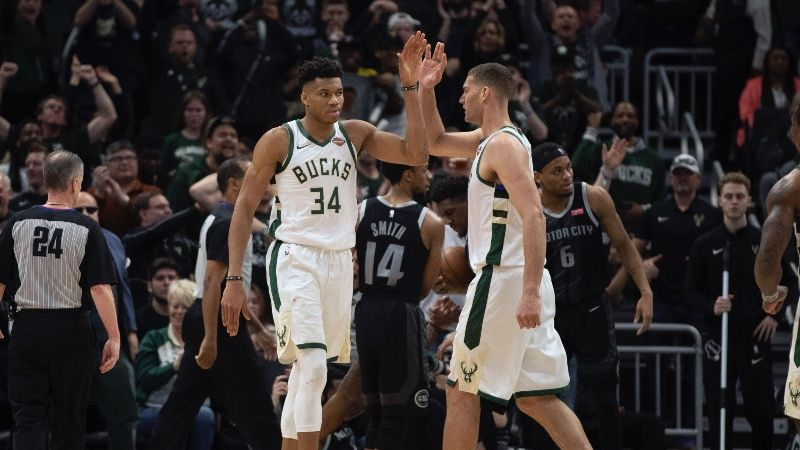 quality design d3d1f ebfd7 2019-20 NBA Win Totals For All 30 Teams: Bucks Lead The Way ...