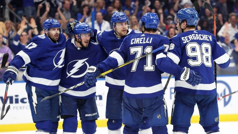 2020 Stanley Cup Odds: Tampa Bay Lightning Are Betting Favorites Again article feature image