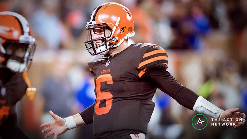 Can Baker Mayfield Elevate Browns to Fantasy Football