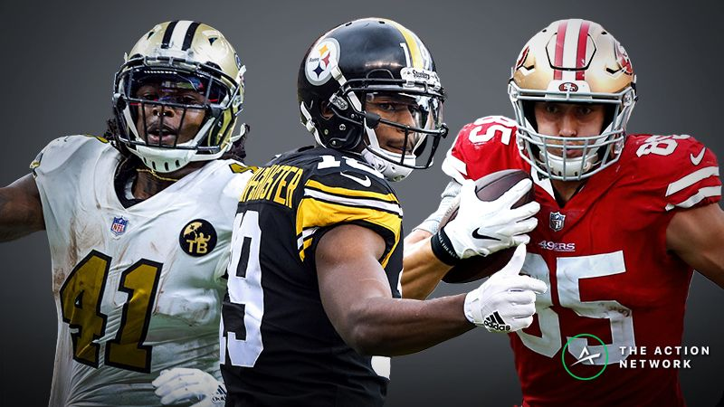 Koerner's Best Ball Fantasy Football Tiers: Ranking Players at Every Position article feature image