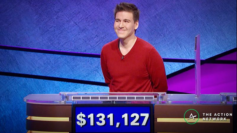 James Holzhauer Wins 21st Jeopardy! Game, Second-Longest