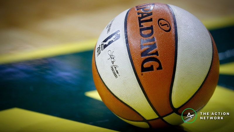 WNBA Betting Tip: Favorites Undervalued in Season-Opening Games article feature image