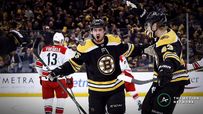 Bruins Vs Hurricanes Game 3 Betting Odds Preview Is Carolina