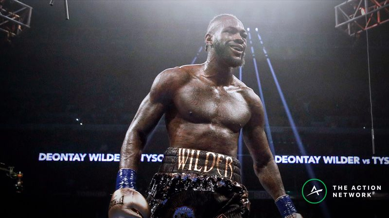 2019 Summer Boxing Schedule, Odds: Deontay Wilder Returns to Brooklyn article feature image