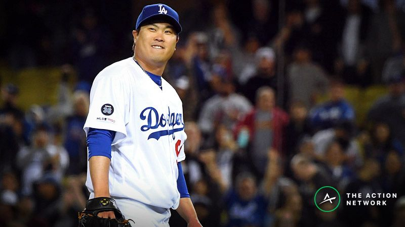 Wilson's MLB Umpire Betting Guide (5/19): Will Ryu's Hot Run Continue in Cincinnati? article feature image