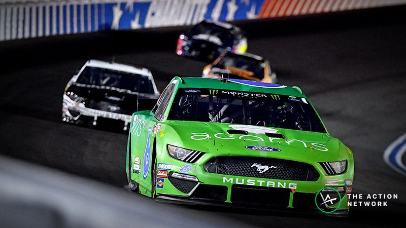 NASCAR at Charlotte: The Best Early Bet for Sunday's Coca-Cola 600 article feature image