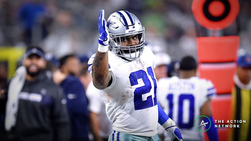 d4600fd3f97 Should Ezekiel Elliott Be the Top Fantasy Football Pick in 2019? article  feature image