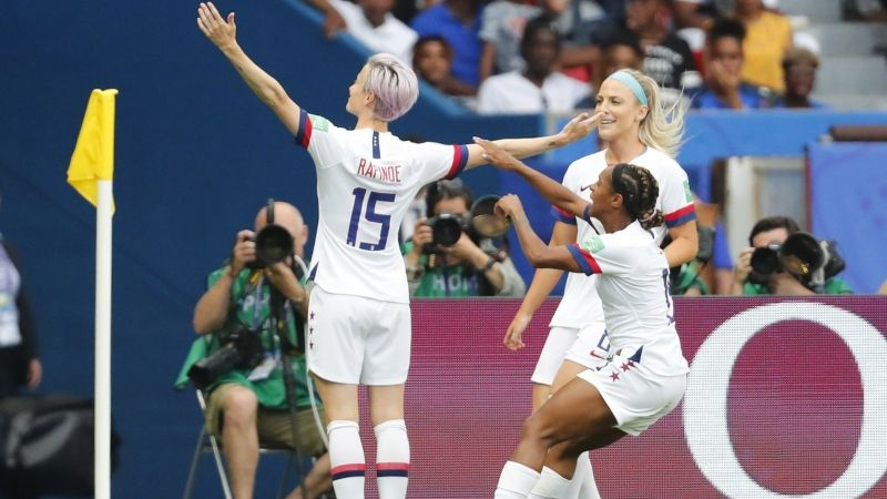 Women's World Cup Semifinal: USA Open as Odds-On Favorites