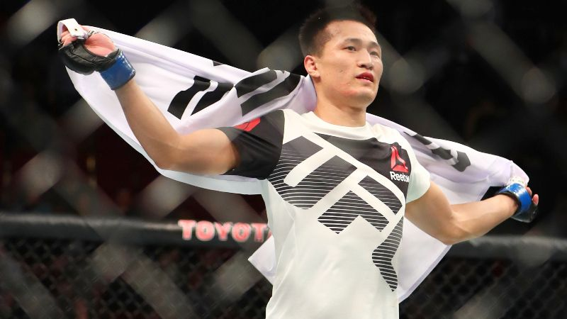 UFC on ESPN+ 12 Betting Preview: Renato Moicano vs. The Korean Zombie article feature image