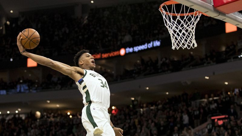 2019-20 NBA MVP Odds: Giannis Antetokounmpo the Early Favorite article feature image