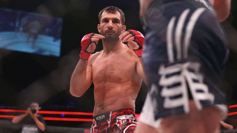 Bellator London Betting Preview: Gegard Mousasi vs. Rafael Lovato Jr. article feature image