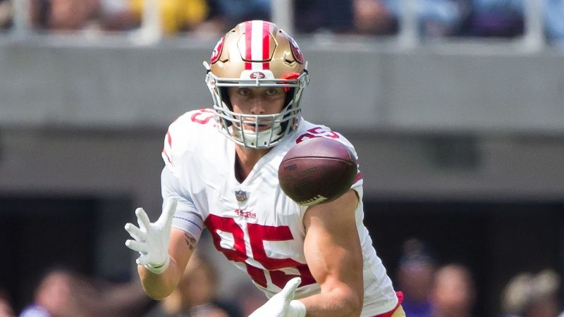 Best Tight Ends For Fantasy Football 2019 What to Expect from the Top Fantasy Football TEs in 2019 | The