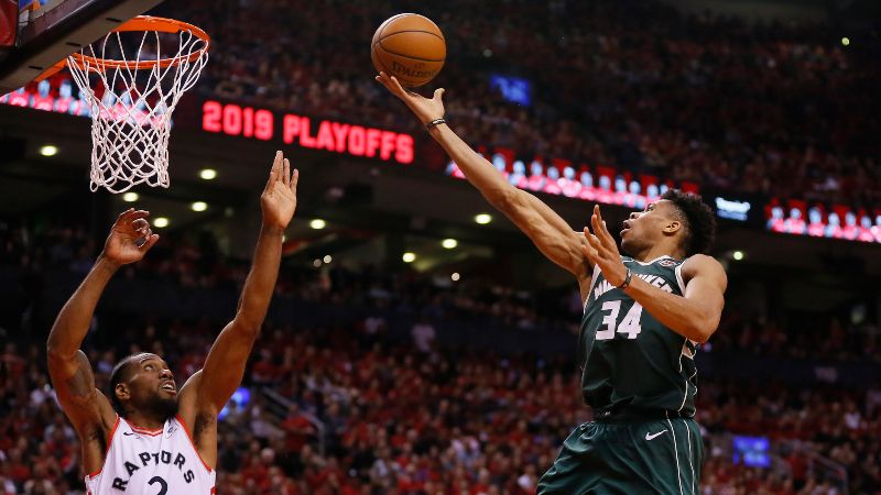 2020 NBA Finals Matchup Odds: Bucks vs  Clippers the Most