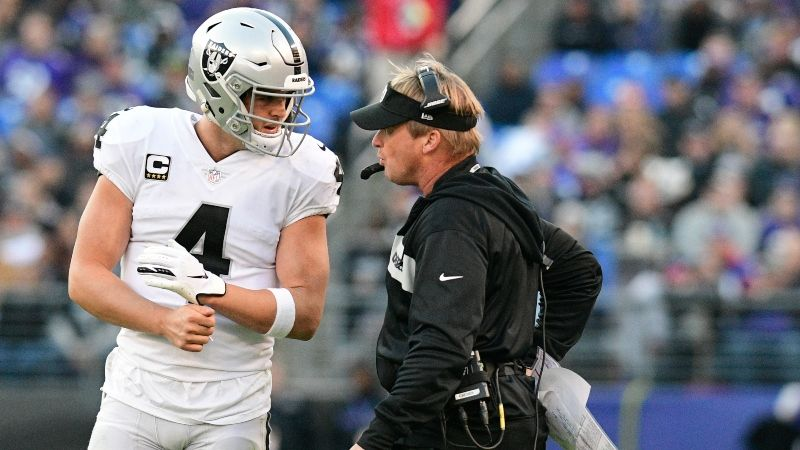 Raiders Odds, Win Total, Projected Spreads For Every 2019